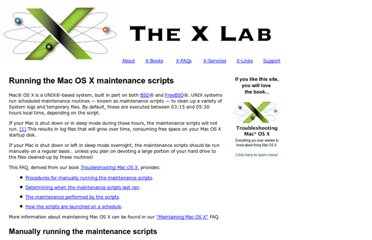 http://www.thexlab.com/faqs/maintscripts.html