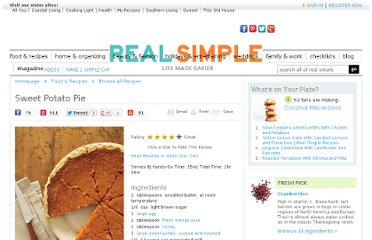 http://www.realsimple.com/food-recipes/browse-all-recipes/sweet-potato-pie-10000001548551/index.html