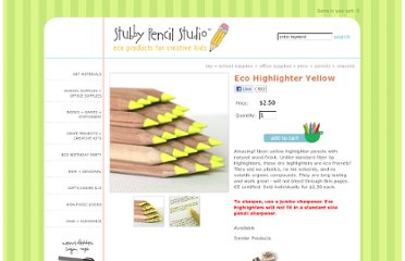 http://www.stubbypencilstudio.com/product/GAPL_HIGHLIGHTER1/Eco-Highlighter-Yellow/