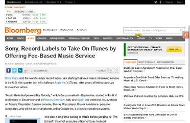 http://www.bloomberg.com/news/2011-01-24/sony-record-labels-to-rival-apple-s-itunes-with-music-service-in-the-u-s-.html
