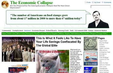 http://theeconomiccollapseblog.com/archives/category/banksters