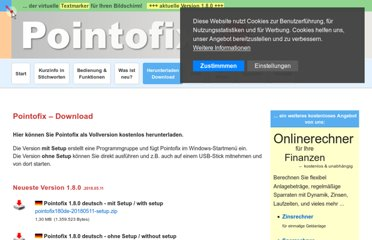 http://www.pointofix.de/download.php