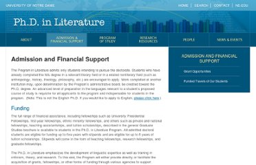 http://phdliterature.nd.edu/admission-and-financial-support
