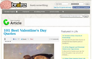 http://brainz.org/101-best-valentines-day-quotes/