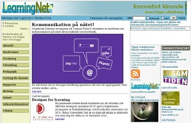 http://webnews.textalk.com/learning-net