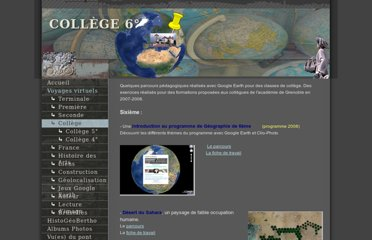 http://www.voyages-virtuels.eu/voyages/college/index.html