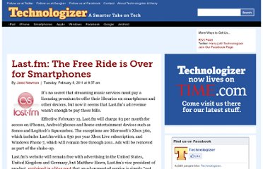 http://technologizer.com/2011/02/08/last-fm-the-free-ride-is-over-for-smartphones/