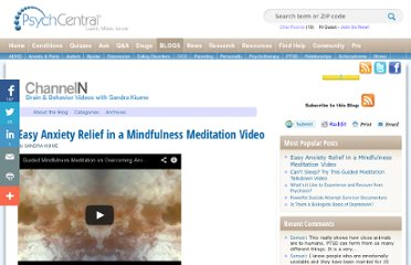 http://blogs.psychcentral.com/channeln/