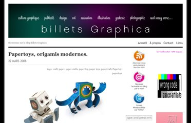 http://graphica.wordpress.com/2008/03/22/papertoys-origamis-modernes/