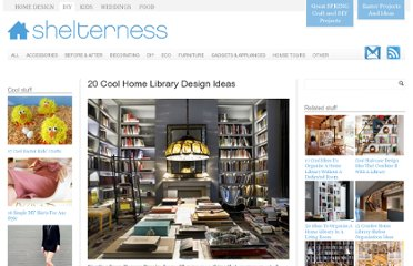 http://www.shelterness.com/20-cool-home-library-design-ideas/