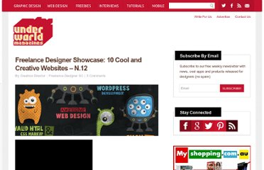 http://www.underworldmagazines.com/freelance-designer-showcase-10-cool-and-creative-websitesn12/