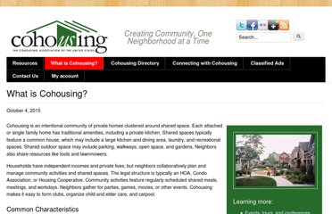 http://www.cohousing.org/what_is_cohousing