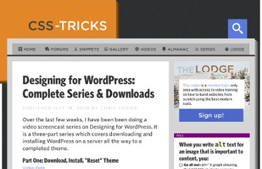 http://css-tricks.com/designing-for-wordpress-complete-series-downloads/