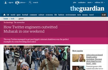 http://www.guardian.co.uk/technology/2011/feb/06/twitter-speak-tweet-mubarak-networker