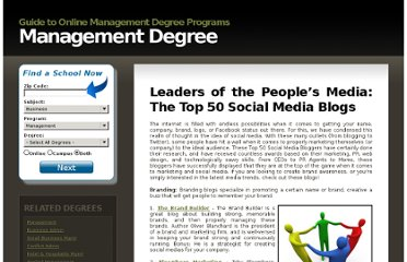http://www.managementdegree.com/leaders-of-the-peoples-media-the-top-50-social-media-blogs