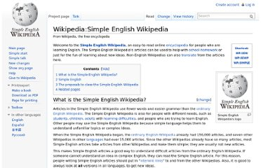 http://simple.wikipedia.org/wiki/Wikipedia:Simple_English_Wikipedia