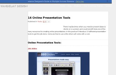 http://vandelaydesign.com/blog/tools/online-presentation-tools/