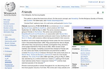http://en.wikipedia.org/wiki/Friends