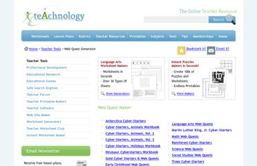 http://www.teach-nology.com/web_tools/web_quest/