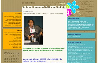 http://arbanermad.over-blog.com/article-conference-de-pierre-rabhi-vivre-autrement-45666446.html