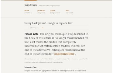 http://stopdesign.com/archive/2003/03/07/replace-text.html