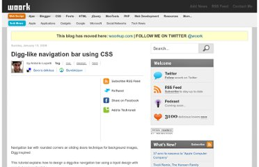 http://woork.blogspot.com/2008/01/digg-like-navigation-bar-using-css.html