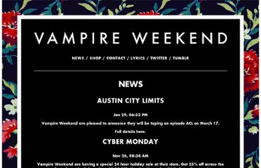 http://www.vampireweekend.com/?s=news