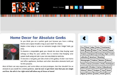 http://www.creativecloseup.com/home-decor-for-absolute-geeks