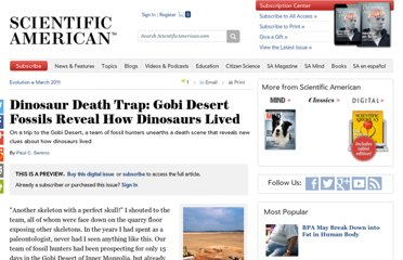 http://www.scientificamerican.com/article.cfm?id=dinosaur-death-trap
