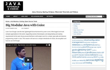 http://www.java-tv.com/2009/09/28/big-modular-java-with-guice/