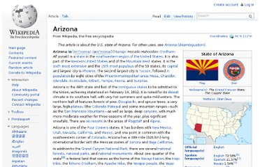 http://en.wikipedia.org/wiki/Arizona