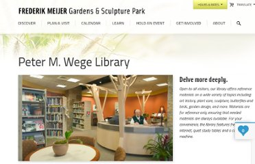 http://www.meijergardens.org/education/library.php