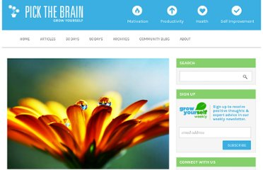 http://www.pickthebrain.com/blog/15-cool-ways-to-boost-your-creativity/