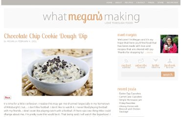 http://www.whatmegansmaking.com/2011/02/chocolate-chip-cookie-dough-dip.html