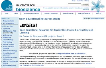 http://www.bioscience.heacademy.ac.uk/resources/oer/?goback=%2Egde_1879282_member_43676900