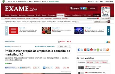 http://exame.abril.com.br/marketing/noticias/philip-kotler-propoe-as-empresas-o-conceito-do-marketing-3-0