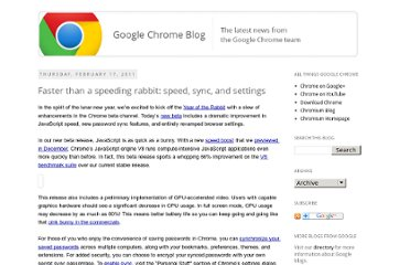 http://chrome.blogspot.com/2011/02/faster-than-speeding-rabbit-speed-sync.html
