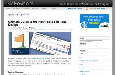 http://sixrevisions.com/web-applications/new-facebook-page/