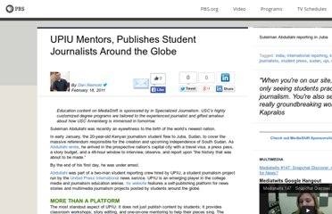http://www.pbs.org/mediashift/2011/02/upiu-mentors-publishes-student-journalists-around-the-globe049.html