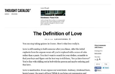 http://thoughtcatalog.com/2011/this-is-love/