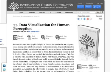 http://www.interaction-design.org/encyclopedia/data_visualization_for_human_perception.html