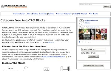 http://www.draftsperson.net/index.php?title=Category:Free_AutoCAD_Blocks