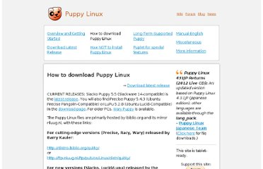 http://puppylinux.org/main/How%20to%20download%20Puppy.htm