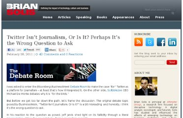 http://www.briansolis.com/2011/02/twitter-isn%e2%80%99t-journalism-or-is-it/