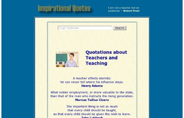 http://www.inspirational-quotes.info/teacher-quotes.html