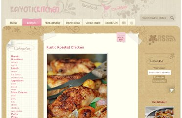 http://www.kayotic.nl/blog/rustic-roasted-chicken