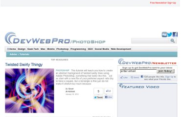 http://www.devwebpro.com/category/photoshop/