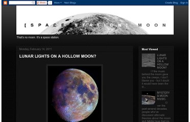 http://spacestationmoon.blogspot.com/2011/02/lunar-lights-on-hollow-moon.html
