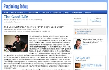 http://www.psychologytoday.com/blog/the-good-life/200806/the-last-lecture-positive-psychology-case-study
