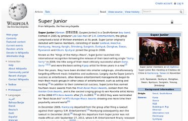 http://en.wikipedia.org/wiki/Super_Junior